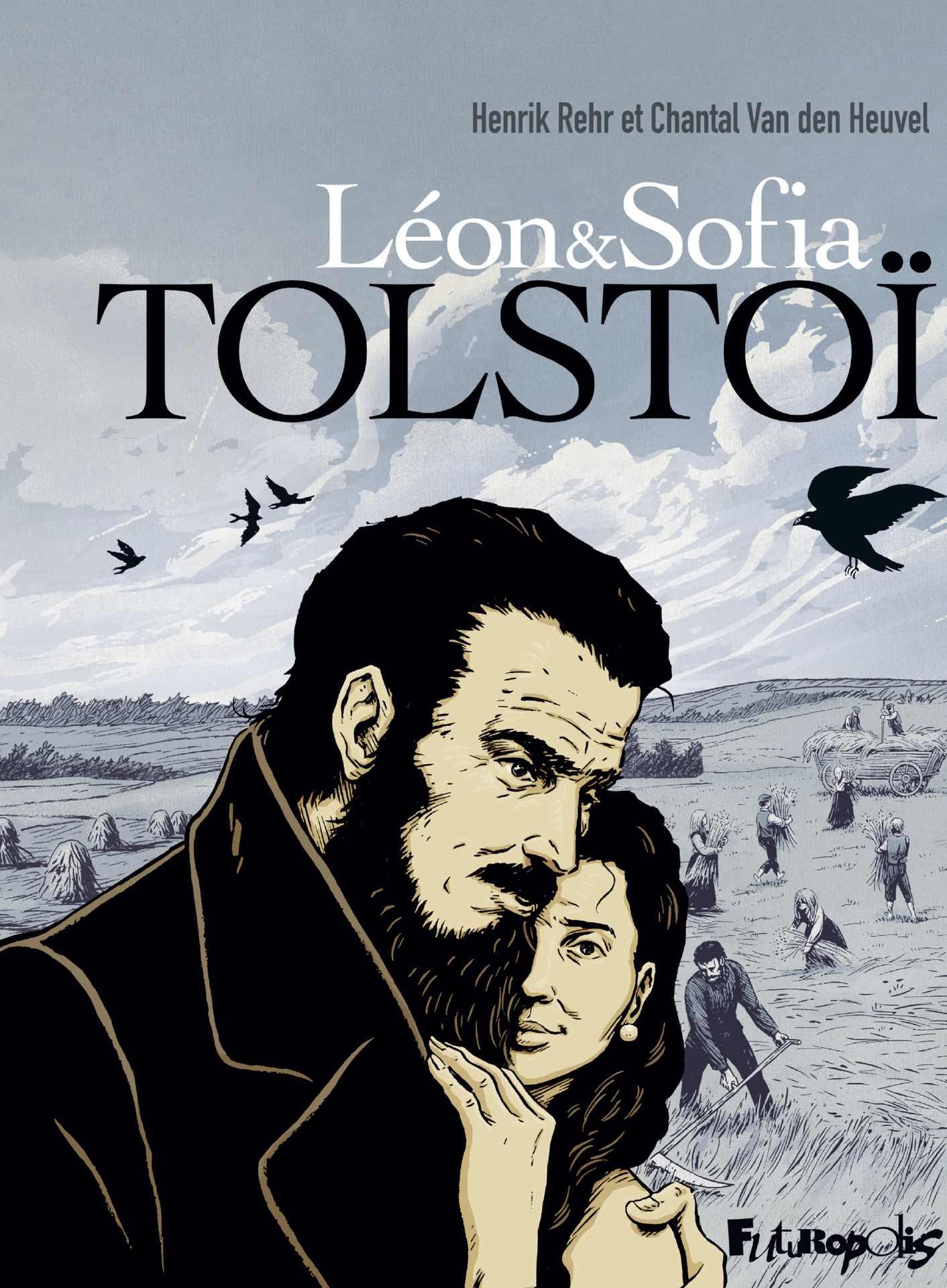 Léon et Sophia Tolstoï